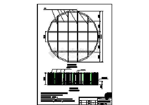 引水竖井混凝土滑膜施工技术措施(20张)-图2