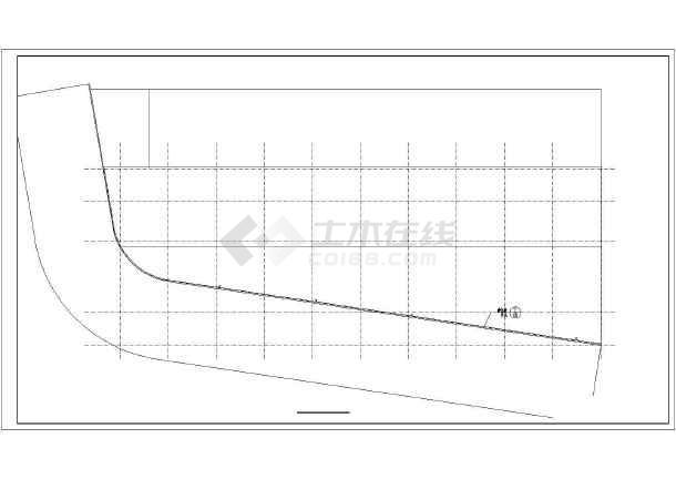 钢结构单层车间施工图-图3