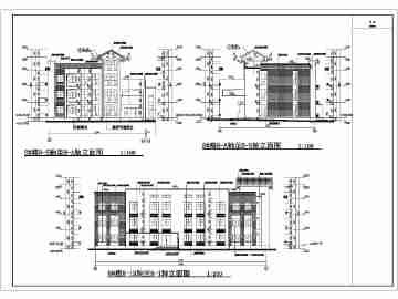 两层房屋设计图