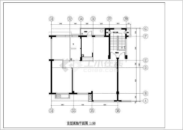 欧式风格豪华双层别墅样板间装修图纸