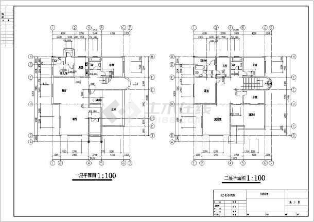 20米农村自建房建筑设计图