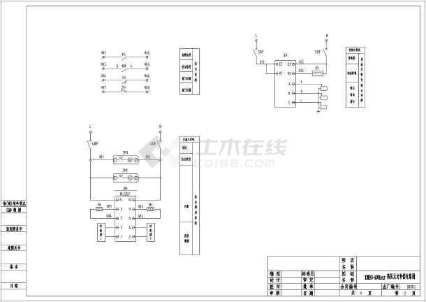 某高压图纸补偿柜电容cadv高压电气有cad计算工程量图纸怎么图片