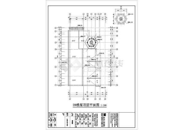 四川广安鹭岛国际2层框架结构物业用房建筑方案图纸
