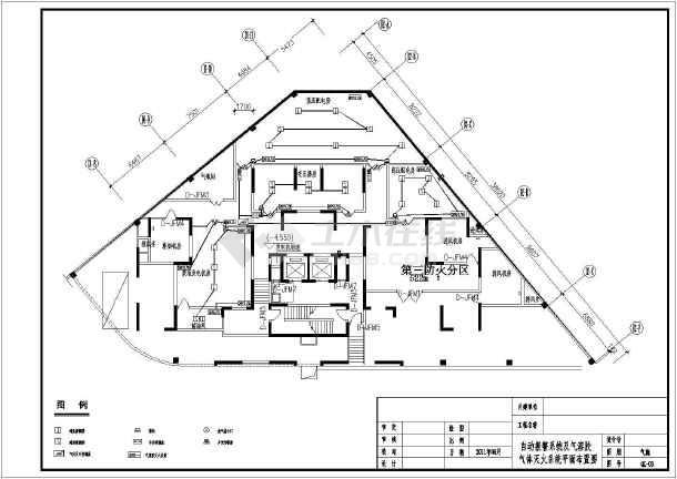 某地下室气溶胶灭火系统设计