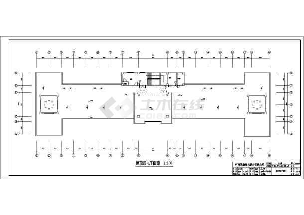 电气图纸 公共建筑