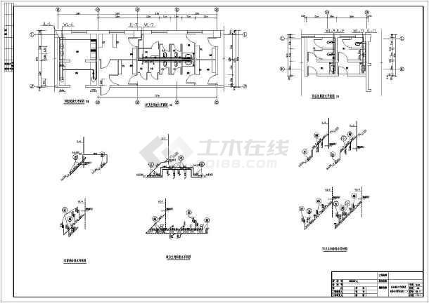某十五层框架剪力墙结构医院给排水设计施工图