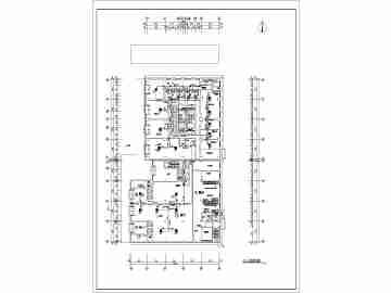某二十五层公寓多联机空调系统暖通设计图