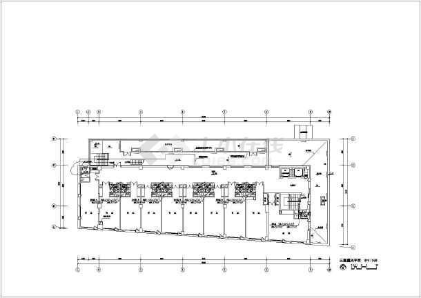 七层商住楼设计六层办公楼框架结构图七层楼房设计图办公楼框架结构