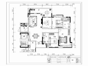 90平房子装修设计图图片