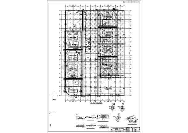 施工图-地下建筑结构,地下建筑结构课程设计,地下建筑结构设计
