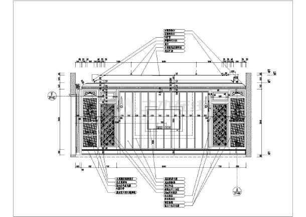 棋牌室立面图,厨房立面图,卫生间立面图,节点图,装饰柱详图,洗手台盆