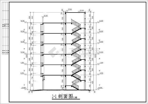 为框架结构,采用人工挖孔桩基础,建筑面积为:902.