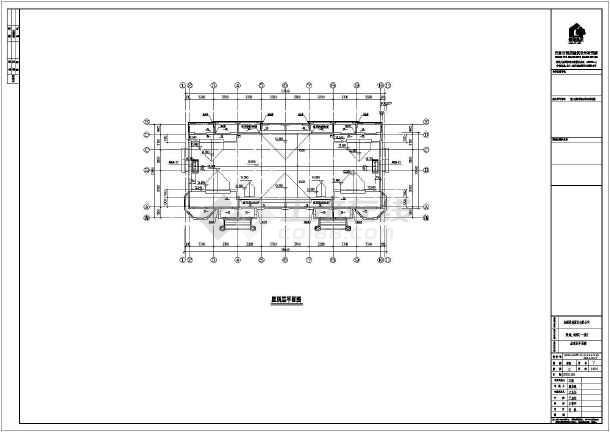 某方案三层英式联排别墅建筑设计直线_cad图cad画固定长度小区怎么图片