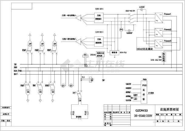 380v空调压缩机接线图