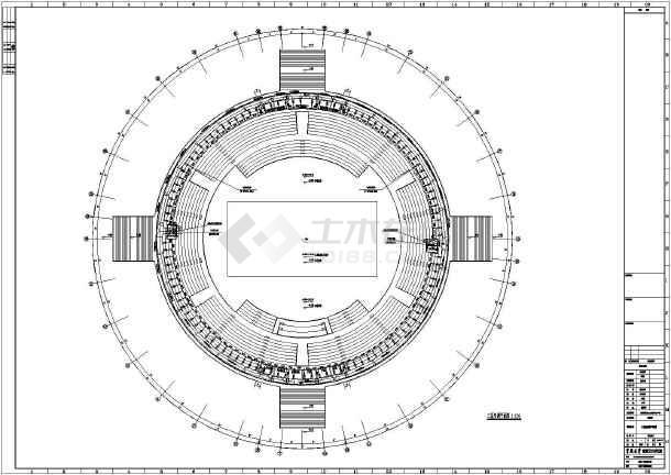 【重庆】某小型多功能体育馆中央空调设计图