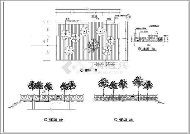 某国家湿地公园景观规划设计施工图