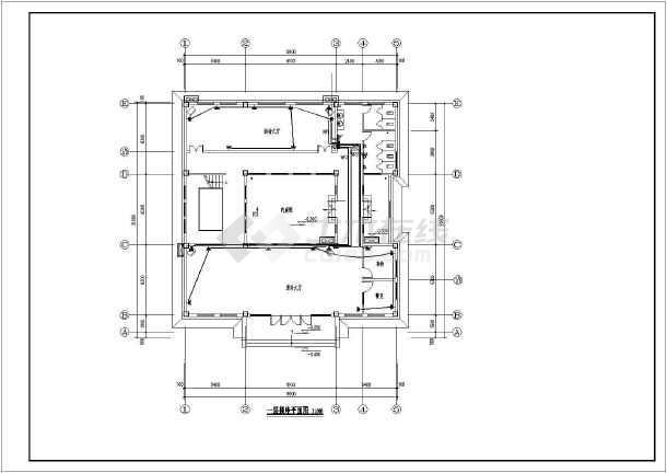 社区 电气 某地 施工图纸/某地社区电气施工图纸/图5
