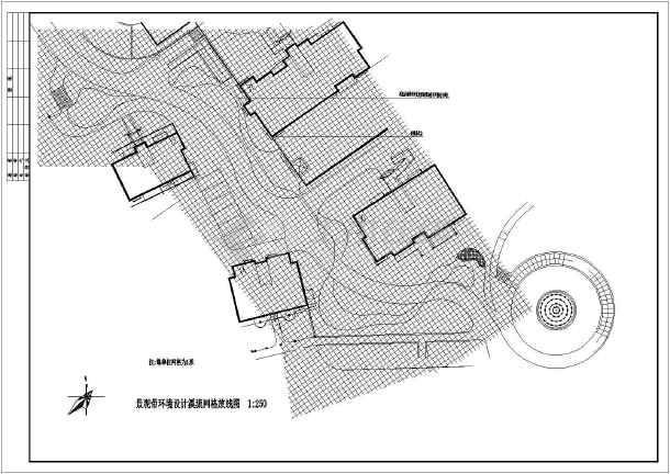 流水别墅平面设计_流水别墅平面设计大全免费下载
