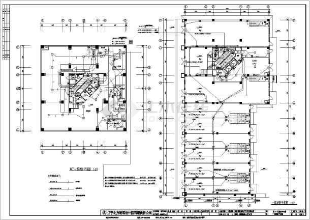 某二十五层标值住宅楼电气v标值施工图_cad图cad2012公式坐图片