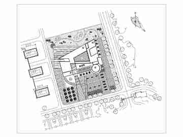 校园展览馆设计