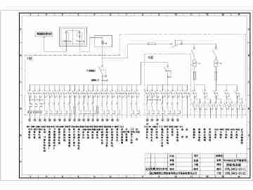 国产863盾构机电气图纸(含原理图和端子图等)