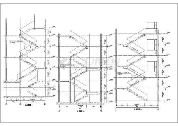 一般图纸建筑图绘制(下载图)_cad图纸通用-土查看bim电梯图片