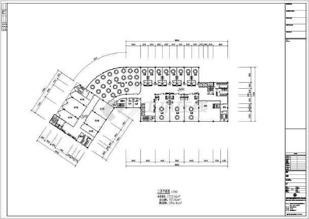 海南高层酒店方案设计图图纸