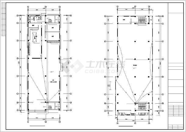 某地基础多层住宅楼工程电气施工图_cad公寓图纸v基础与cad工程教材图片