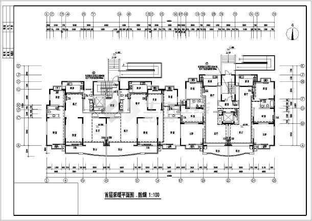 厂区平面设计图展示