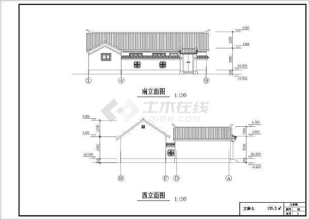 农村5间平房设计图_农村5间平房设计图大全免费下载 (610x432)-