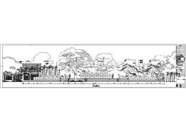 之江大诸桥公园景观设计施工图