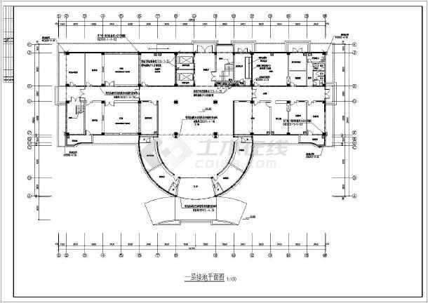 医院六层框架结构施工组织设计五层框架结构施工组织