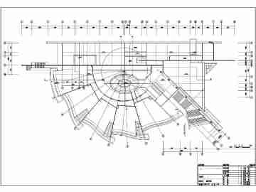 博物馆建筑设计平面图