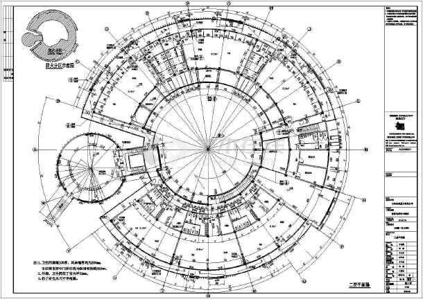 某地幼儿园建筑平面设计图(共8张)
