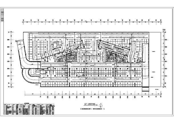 图纸 电气图纸 商业建筑 商业写字楼建筑电气设计施工图 一类高层(26f