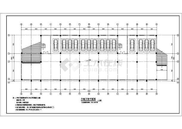 某职业高中五层实训楼建筑设计方案