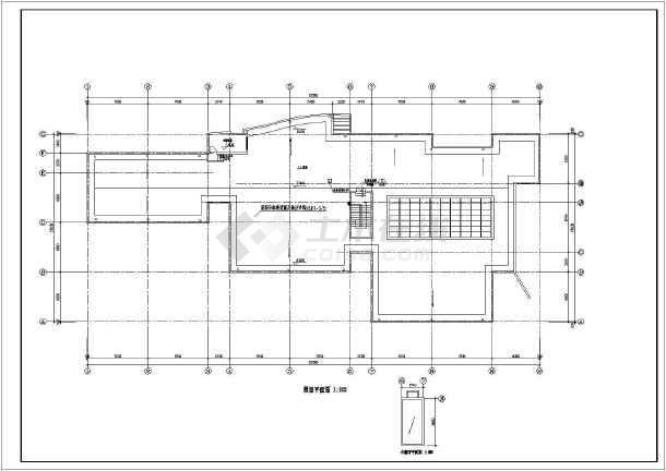 cad房屋平面图设计_cad房屋平面图设计大全免费下载 (610x432)-图片