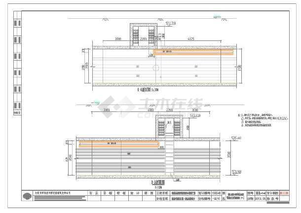 城市地下综合管廊全套图集(345张结构热力照明消防安防控制中心)