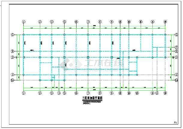 高性能水泥复合砂浆钢筋网(hpfl)加固结构图