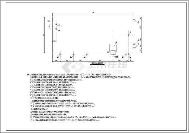 某地化工厂冷冻车间详细车工(图纸)程序图纸v车工全套图片