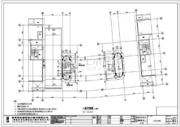 桁架结构 某地区钢结构天桥连廊结构设计图纸  简介:钢结构大跨度天桥