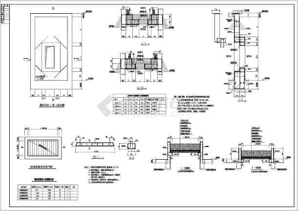 钢结构图纸 其他建筑结构设计施工图