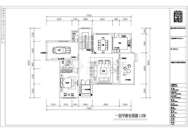 某图纸欧式小区三层风格设计图让怎么CAD变成的A0A1别墅从图片