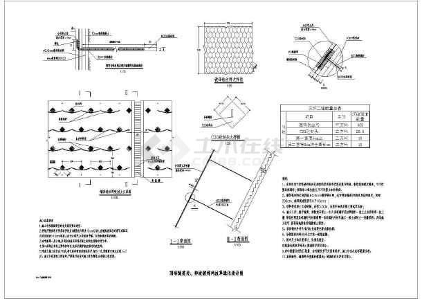 某高速公路工程(单洞)设计详图