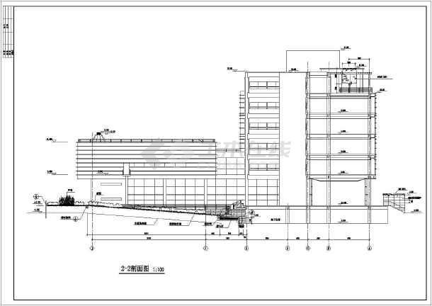 总平网格放线图,植物种植总平面图,挡土墙平面布置图,施工设计说明.