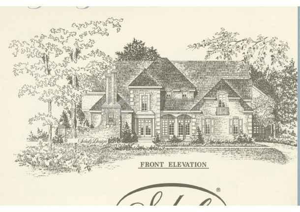 图纸 建筑图纸  别墅图纸  别墅设计图  手绘美式别墅大全