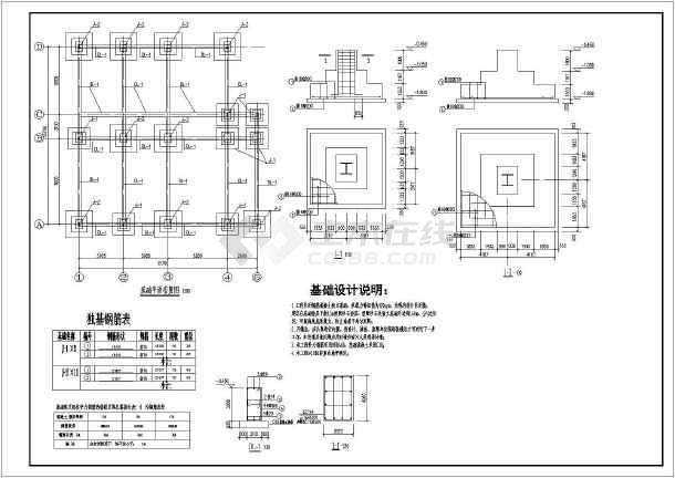 某地区2层钢檐口图纸框架结构(方案高度约6.63d2018283期图纸图片