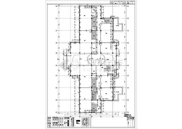 天通泰中以教学文化科技园建筑方案设计图_c2008cad数码pdf图片