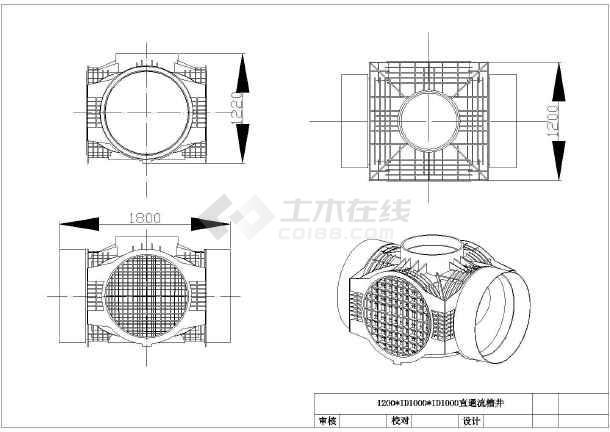 某模具v模具井塑料图纸图_cad大样下载图纸胚瓶结构图片