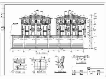 农村普通三层楼房设计图